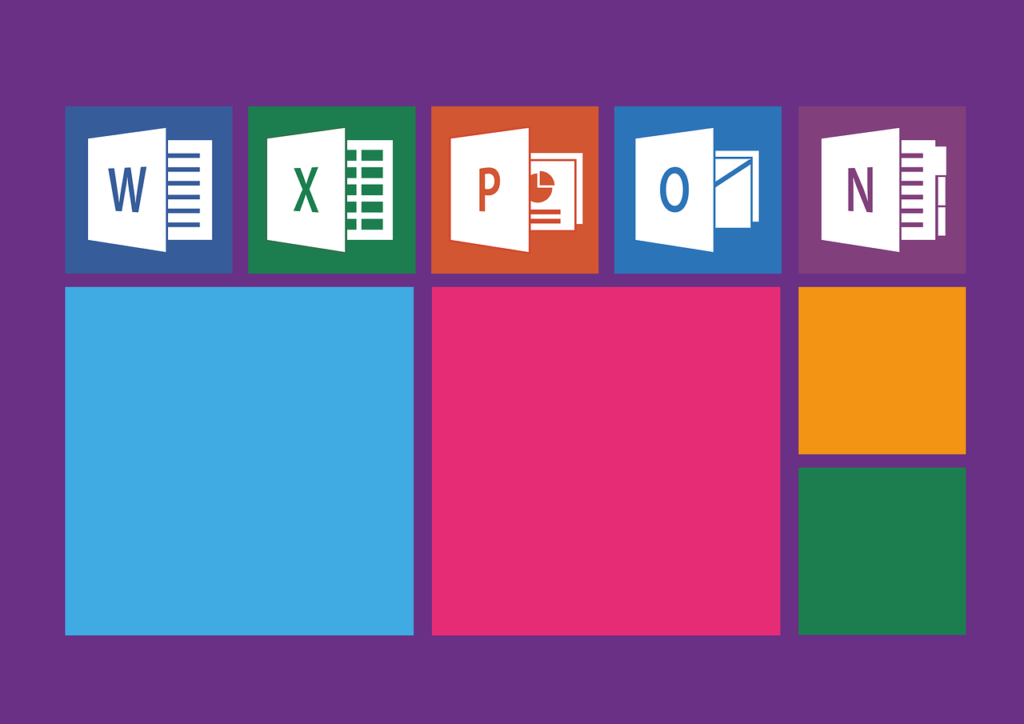 programas paquete microsoft office
