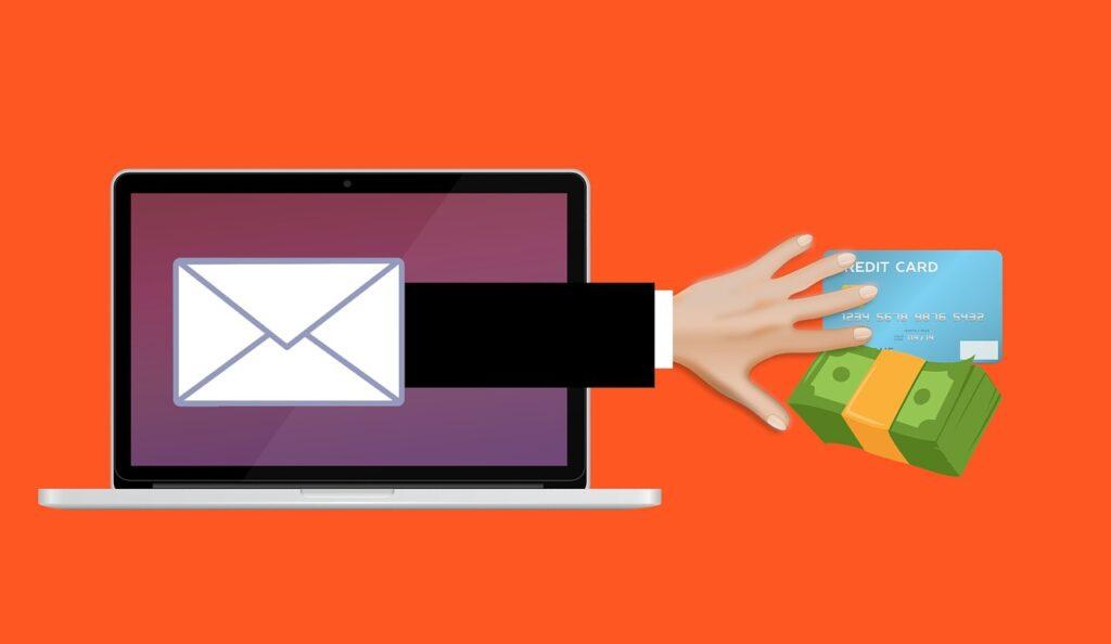 fraude electrónico o phishing